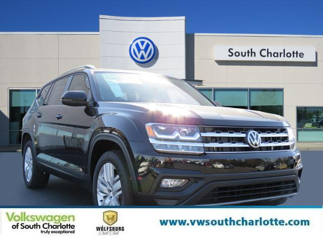 e5ef8503a27ee3 New 2019 Volkswagen Atlas 3.6L V6 SE 3.6L V6 SE FWD in Charlotte ...