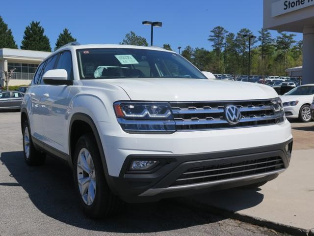 New 2019 Volkswagen Atlas SE W/TECH 2.0T w/Technology