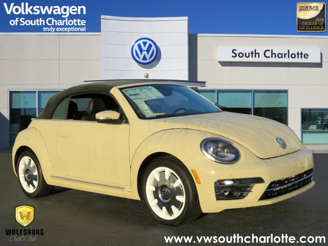 New 2019 Volkswagen Beetle Convertible Final Edition SEL With Navigation