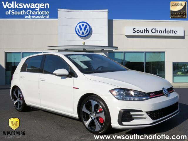 New 2019 Volkswagen Golf GTI S FWD 4dr Car